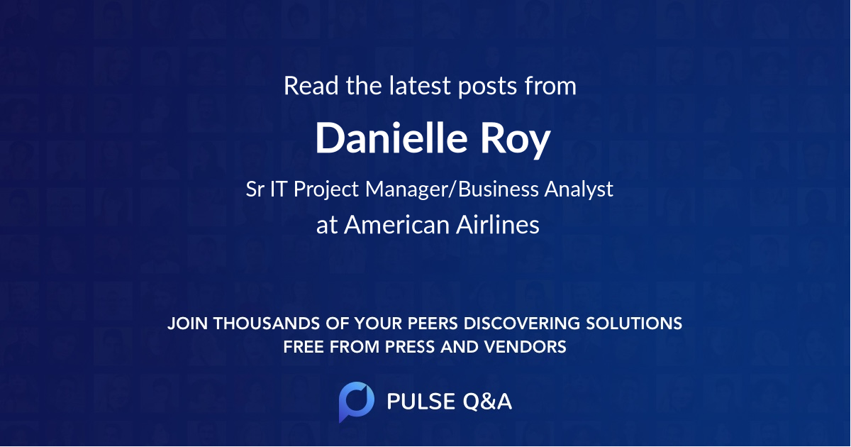 Danielle Roy