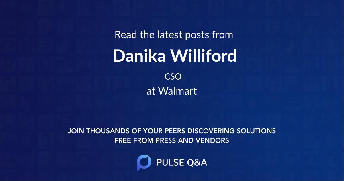 Danika Williford