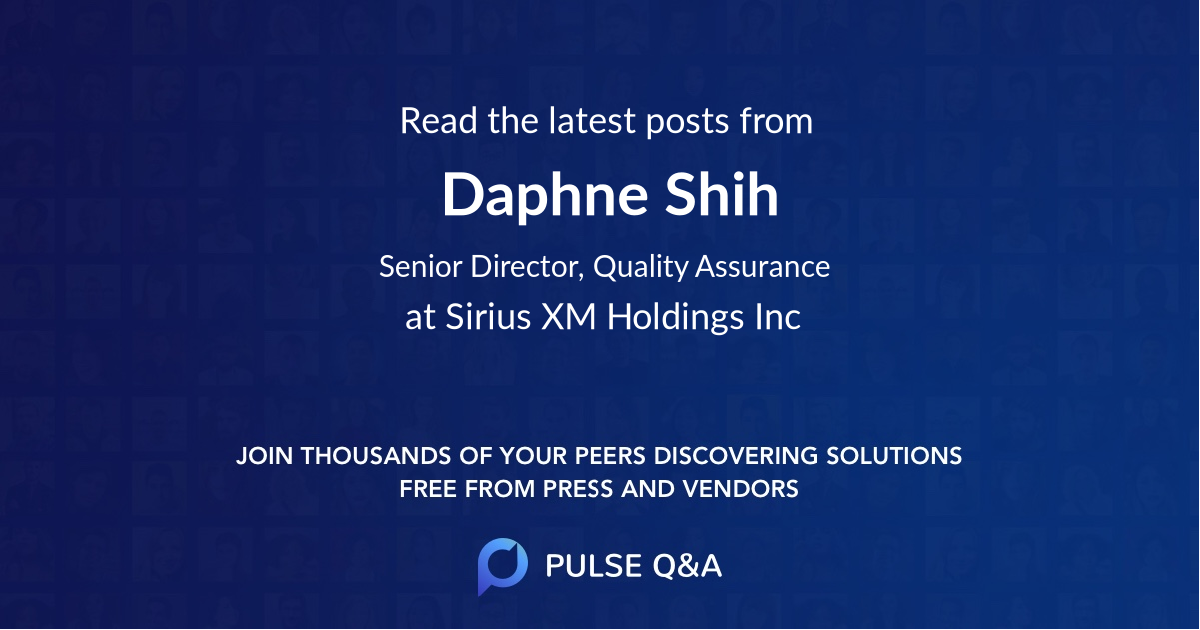Daphne Shih