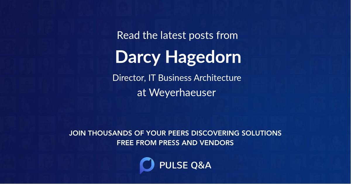 Darcy Hagedorn