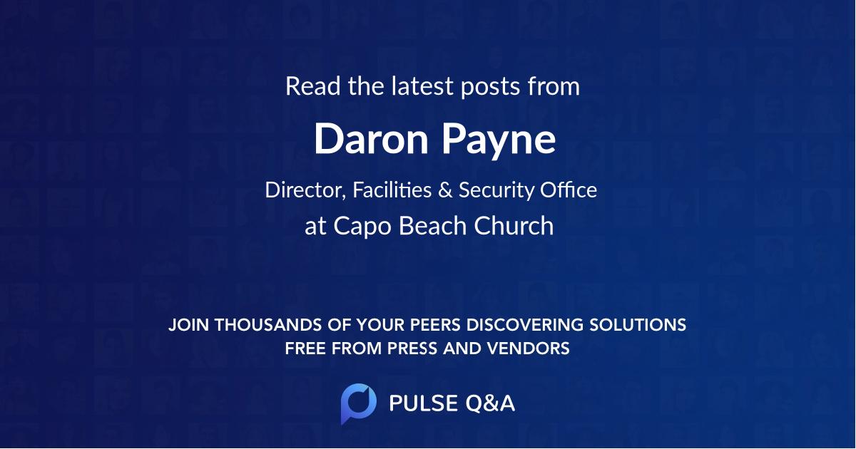 Daron Payne