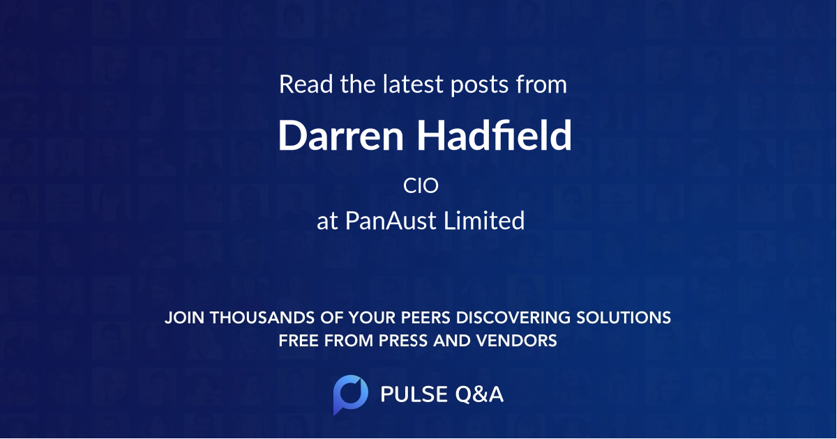 Darren Hadfield
