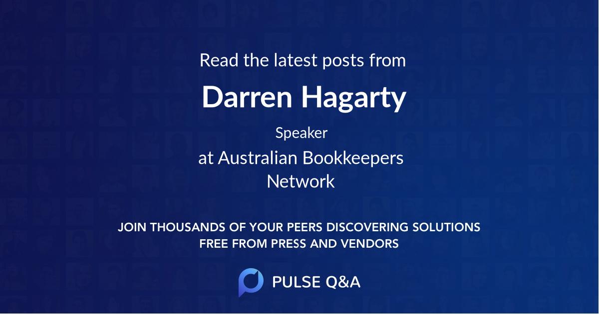 Darren Hagarty