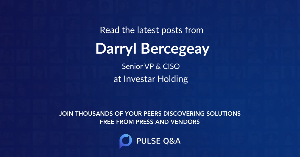 Darryl Bercegeay