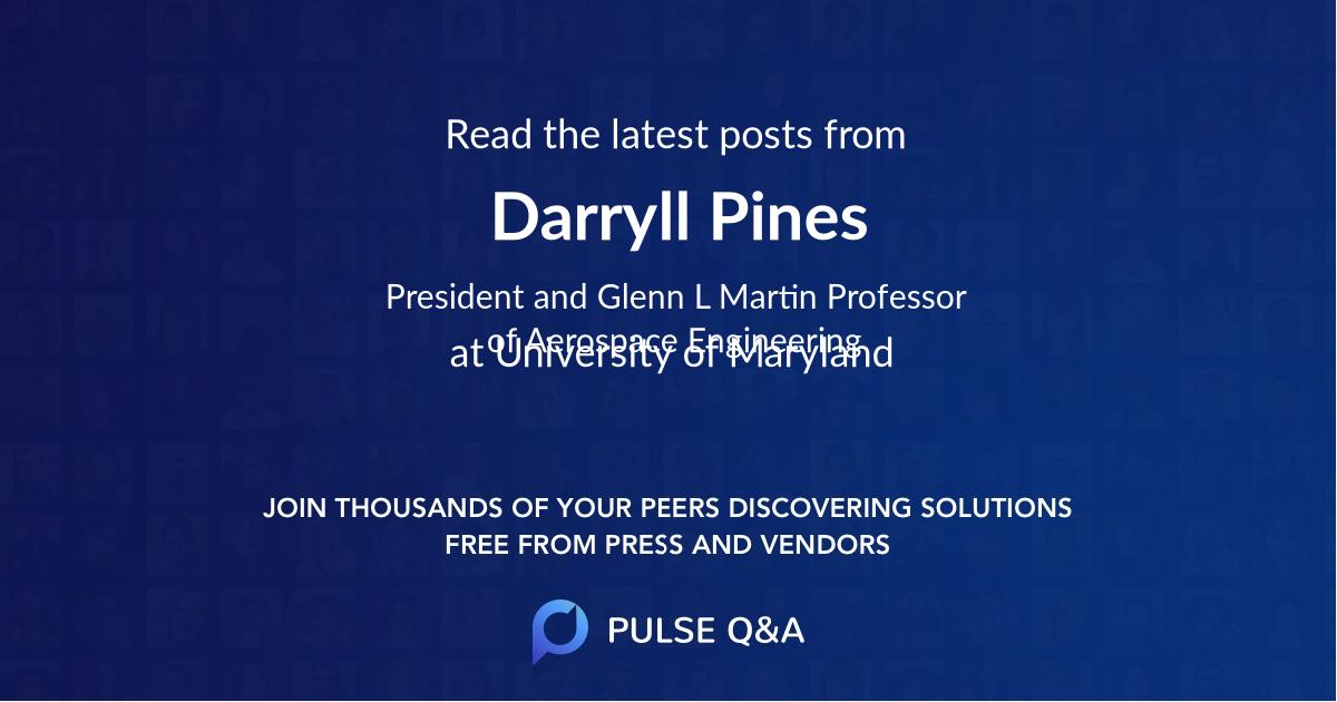 Darryll Pines