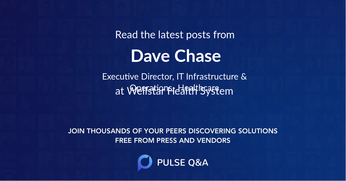 Dave Chase
