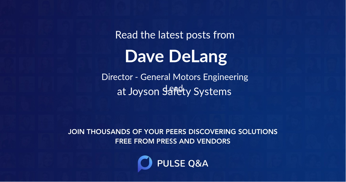 Dave DeLang