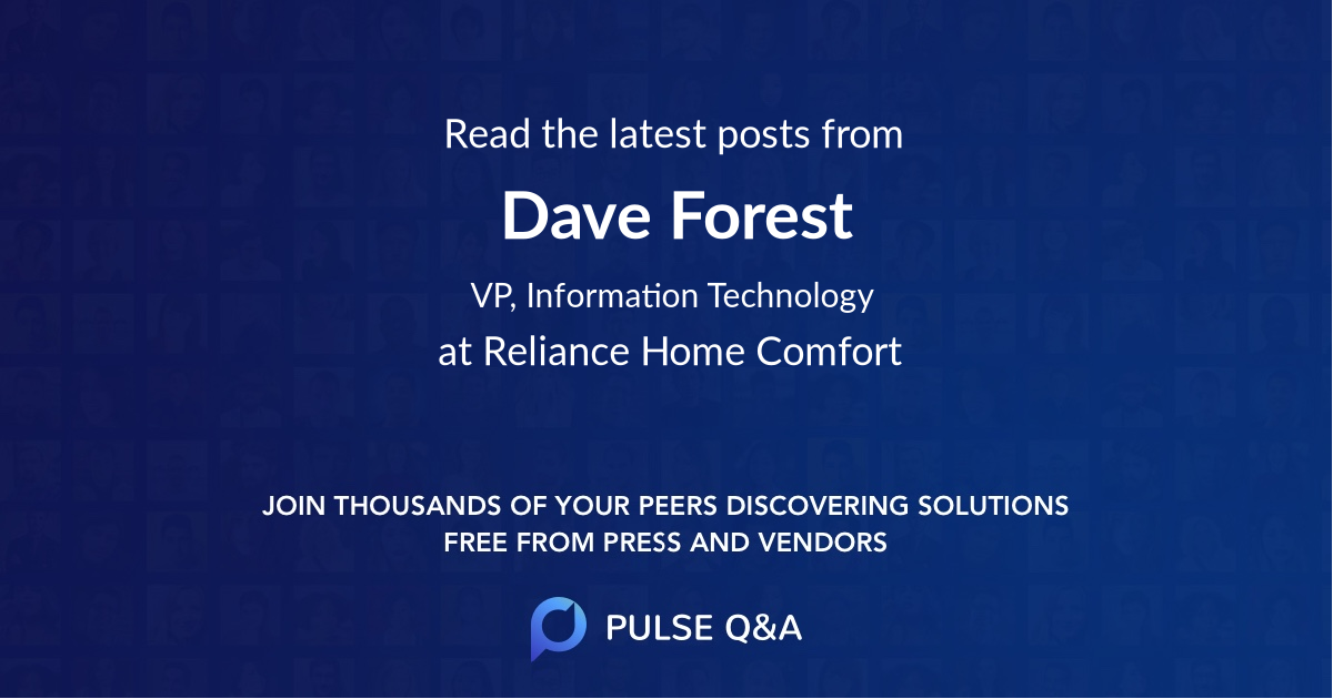 Dave Forest