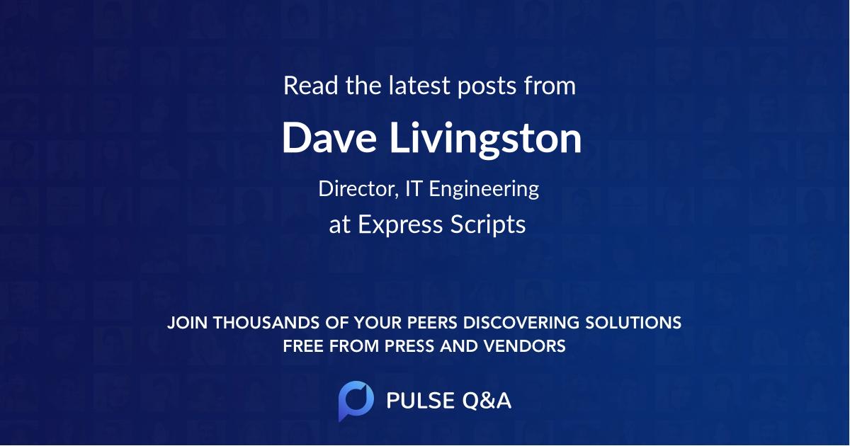 Dave Livingston