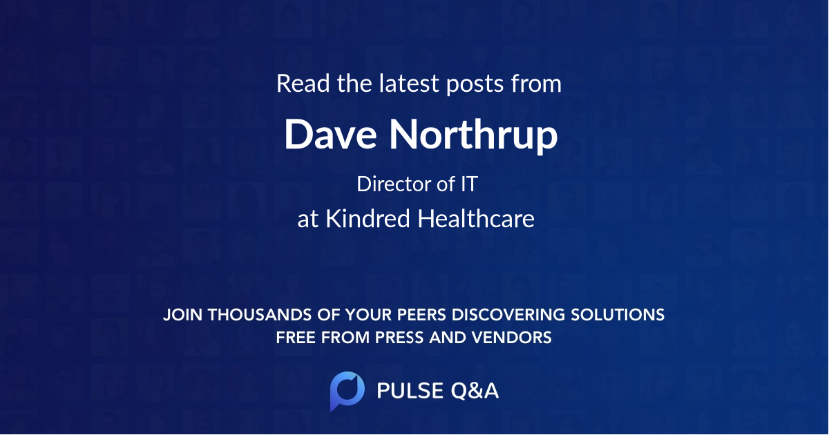 Dave Northrup