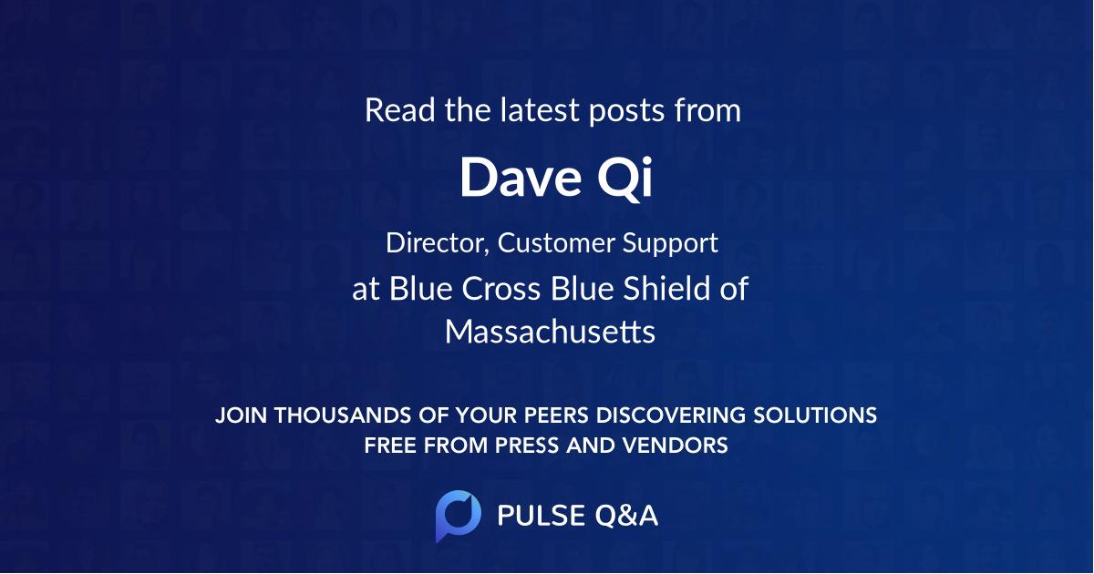 Dave Qi