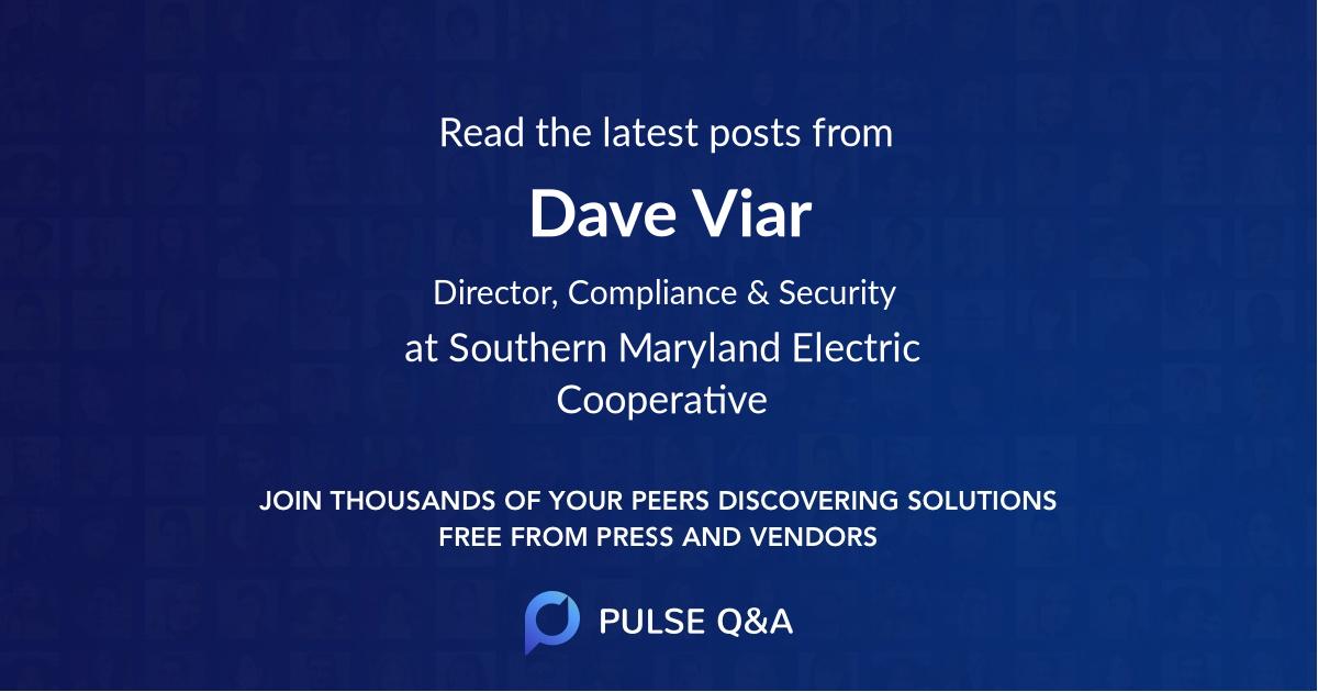 Dave Viar
