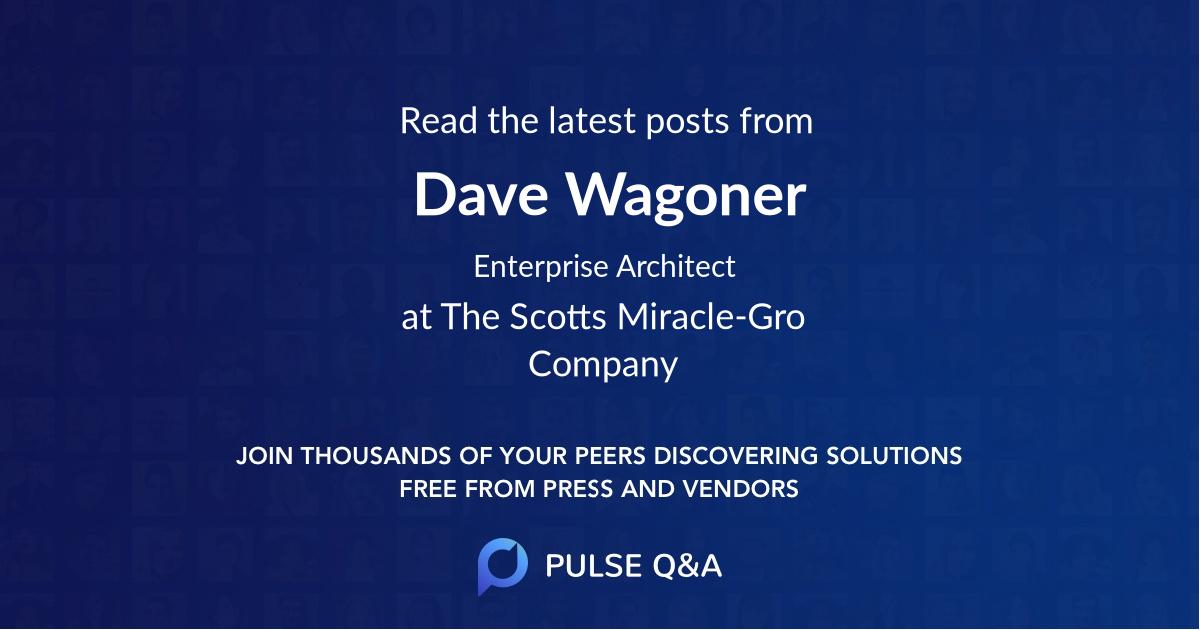 Dave Wagoner