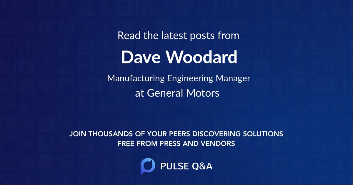 Dave Woodard