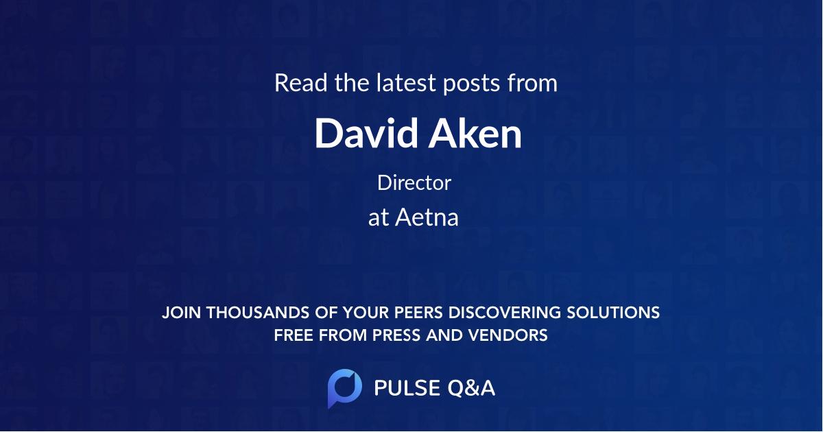 David Aken