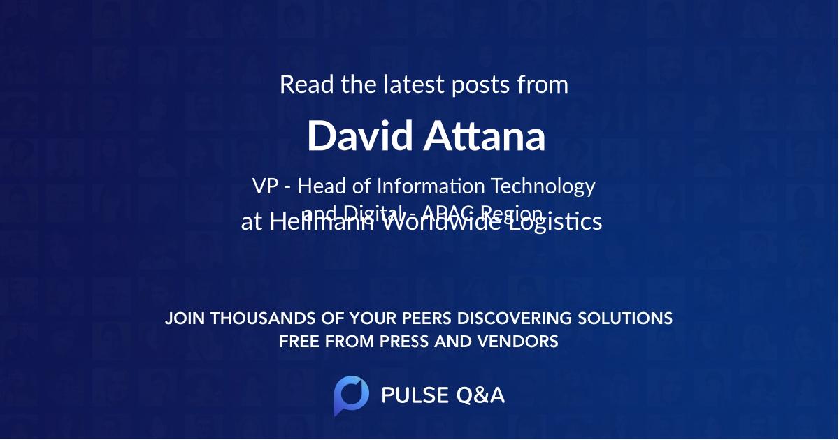 David Attana