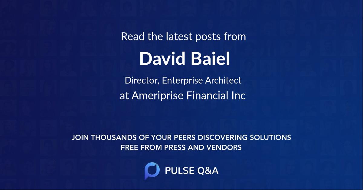 David Baiel