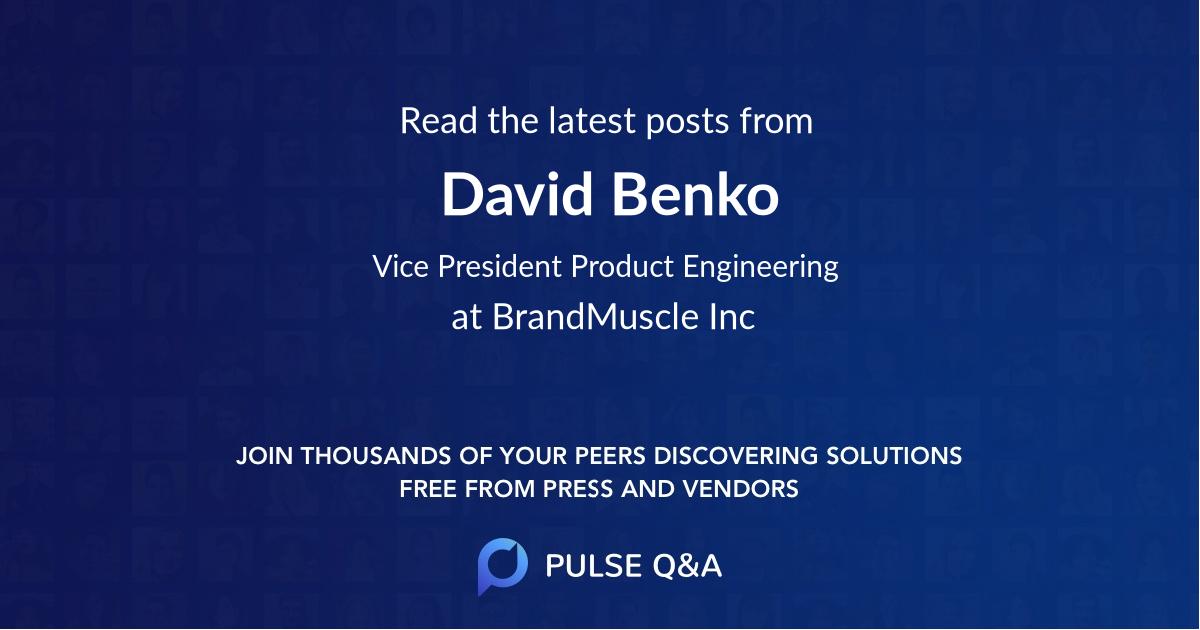 David Benko