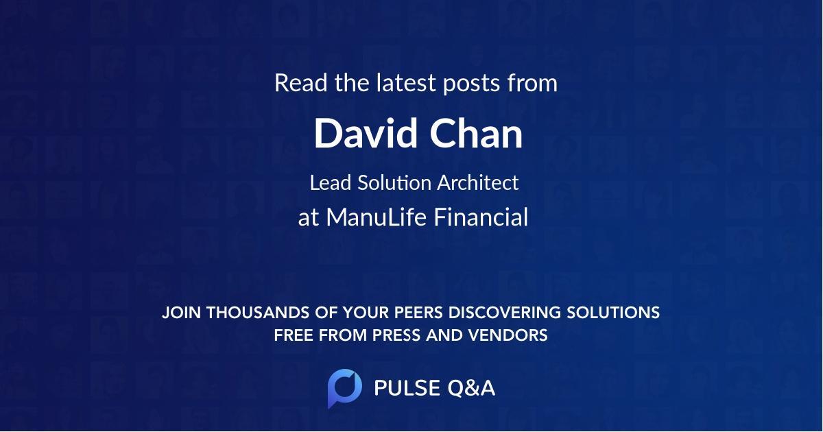 David Chan