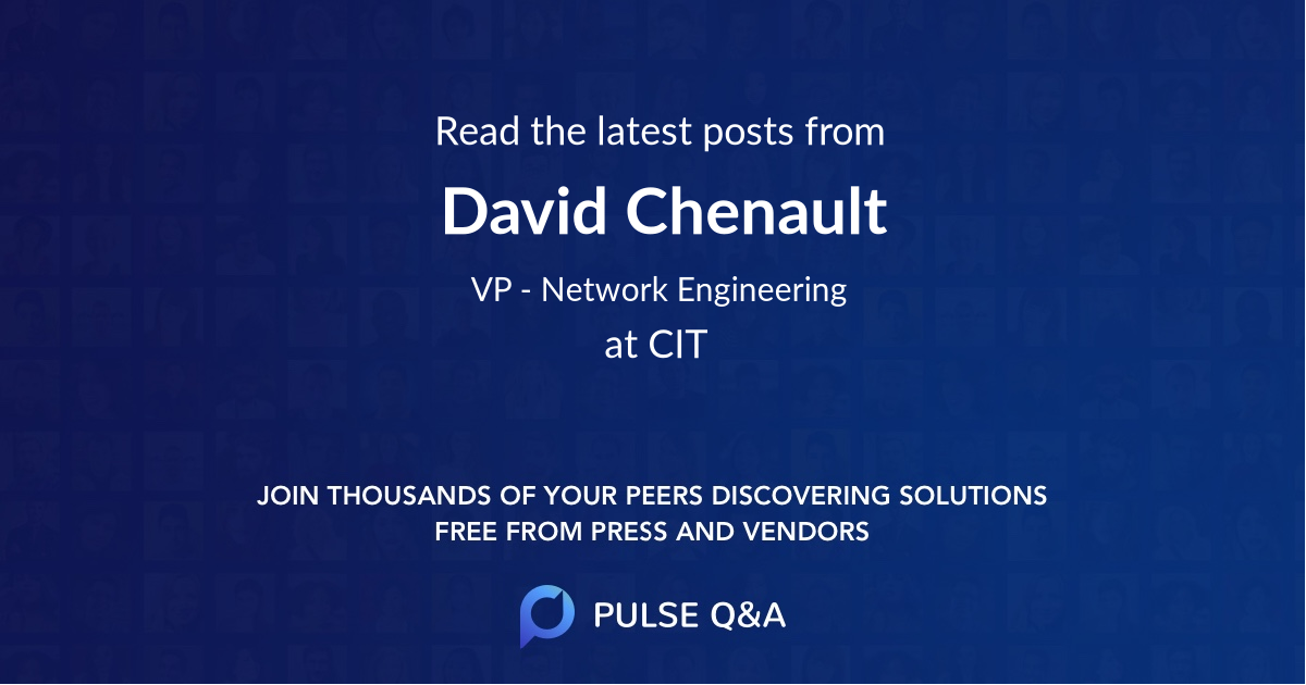 David Chenault