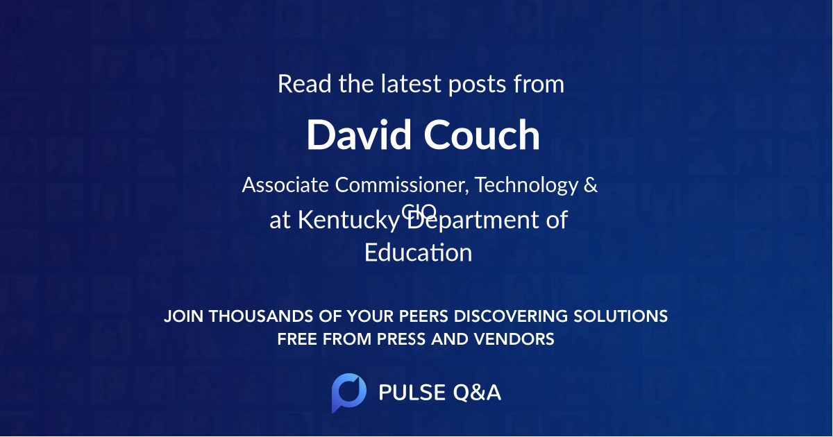 David Couch