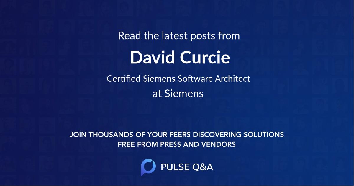 David Curcie