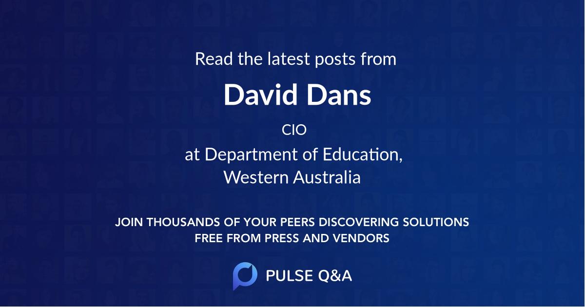 David Dans
