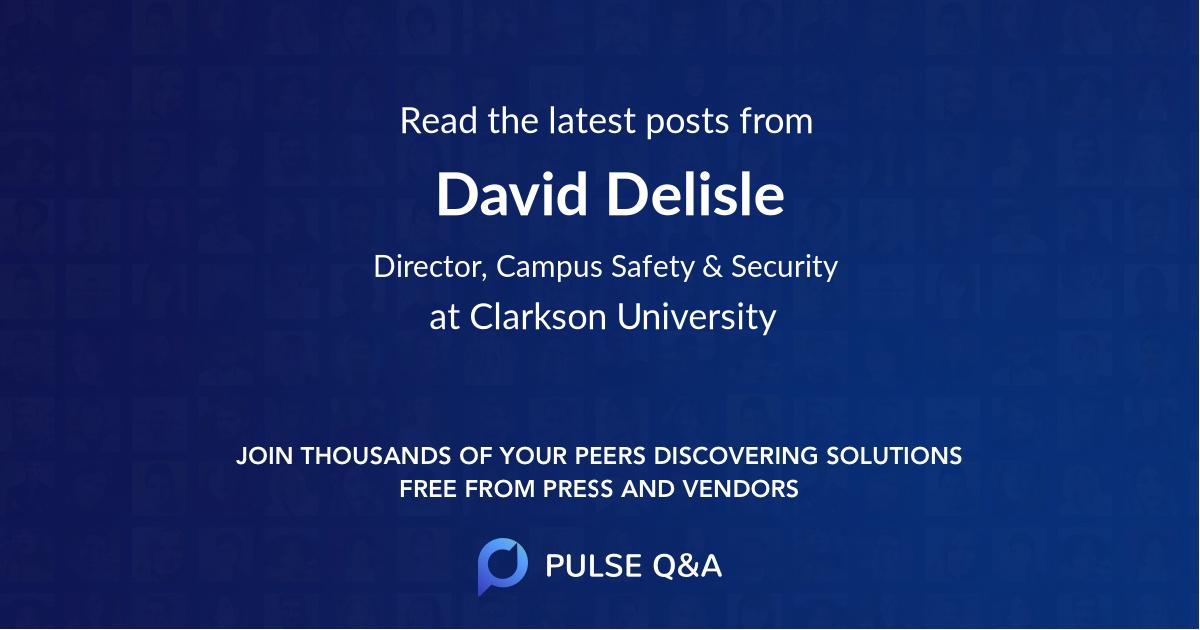 David Delisle