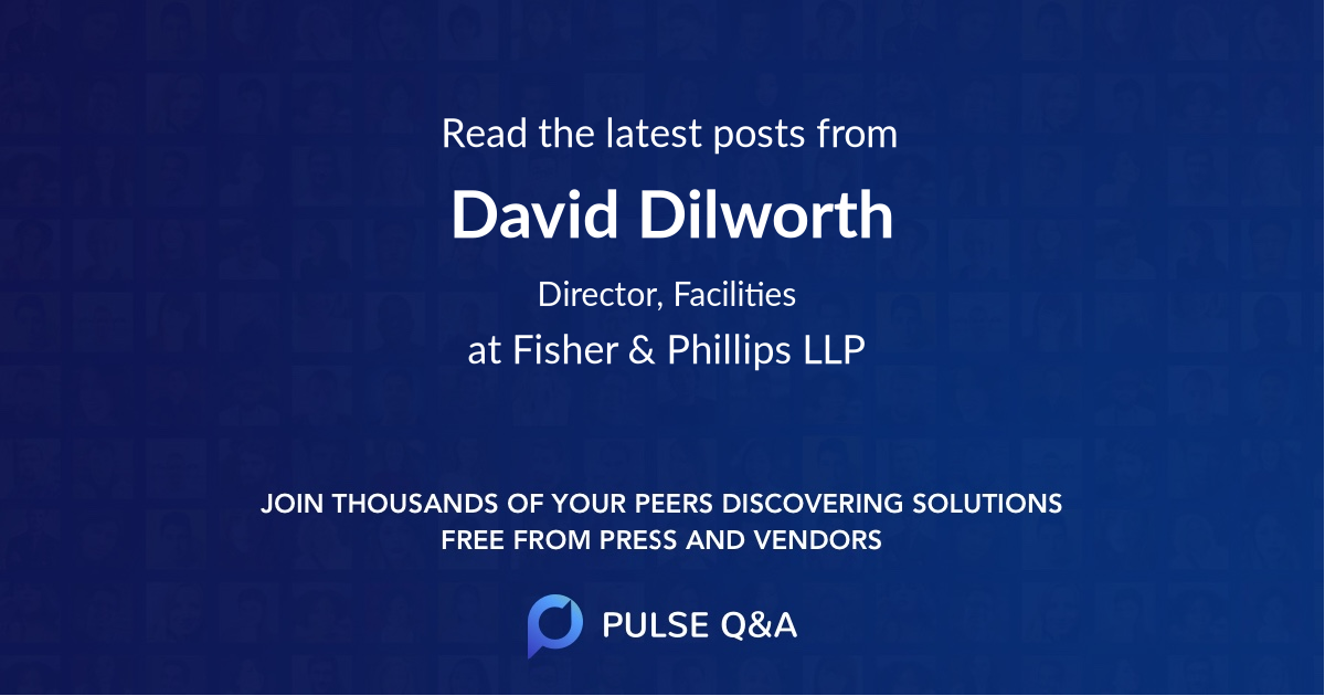 David Dilworth