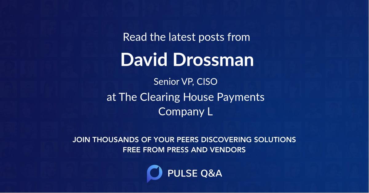 David Drossman