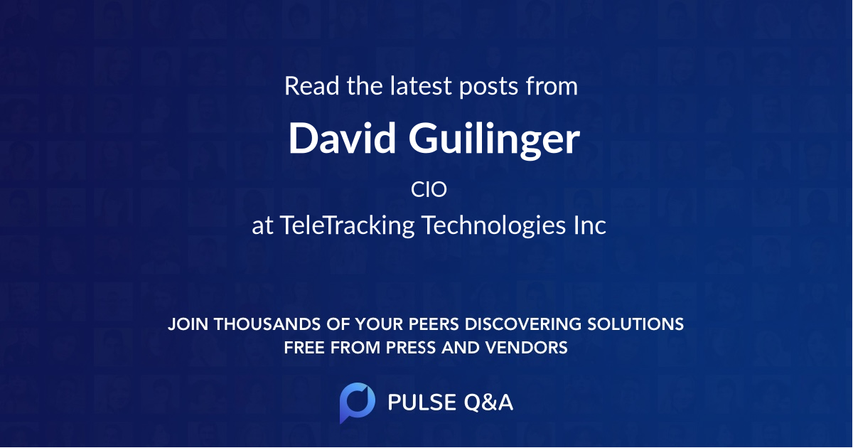 David Guilinger