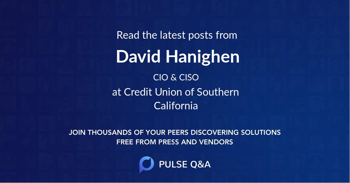 David Hanighen