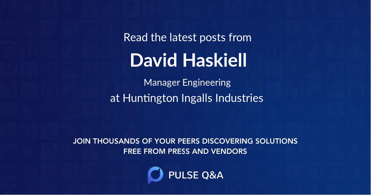 David Haskiell