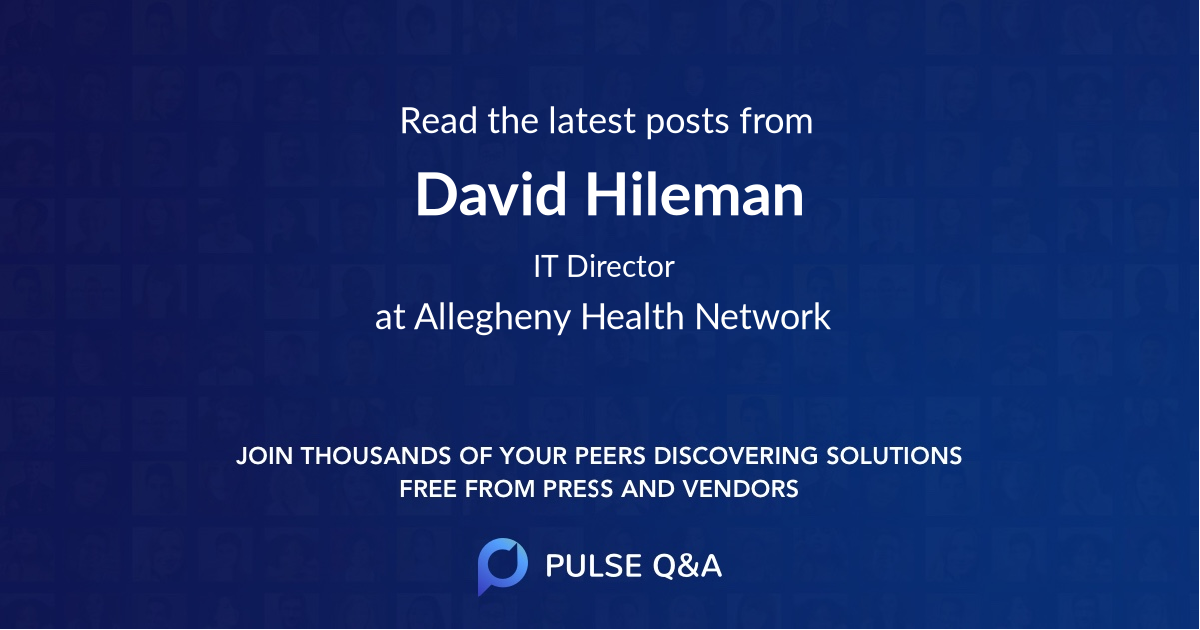 David Hileman