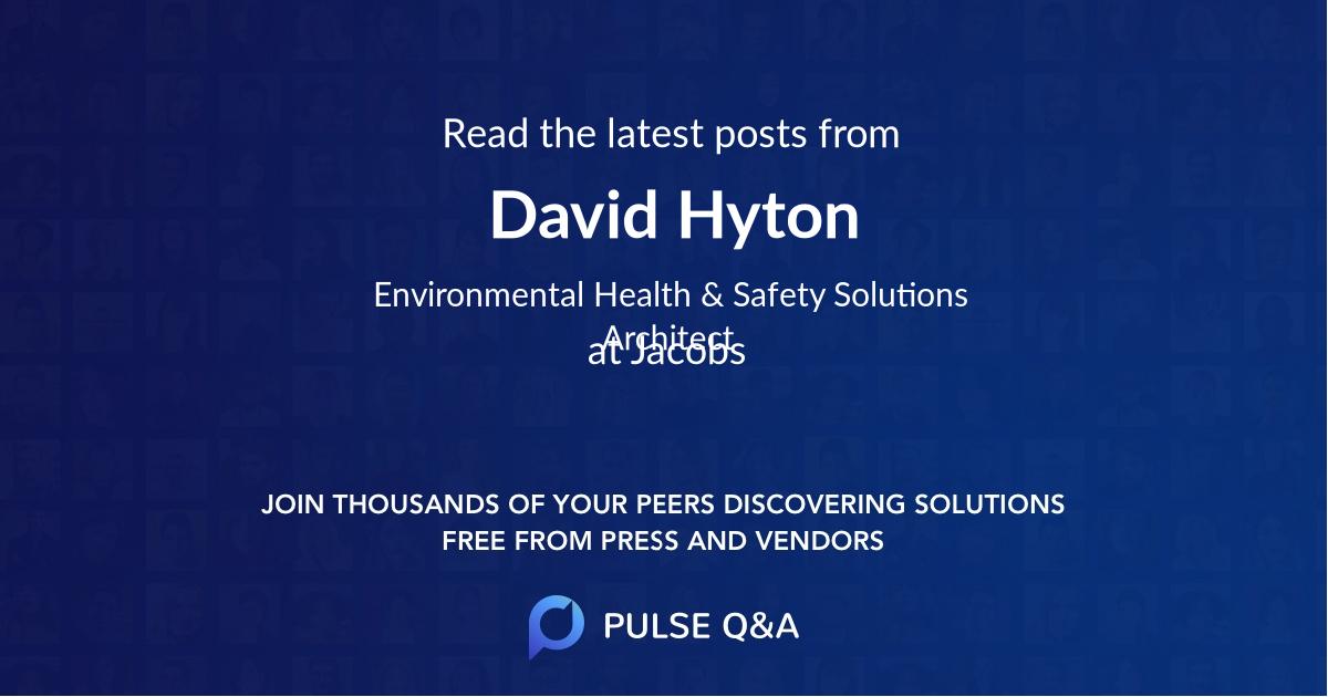 David Hyton