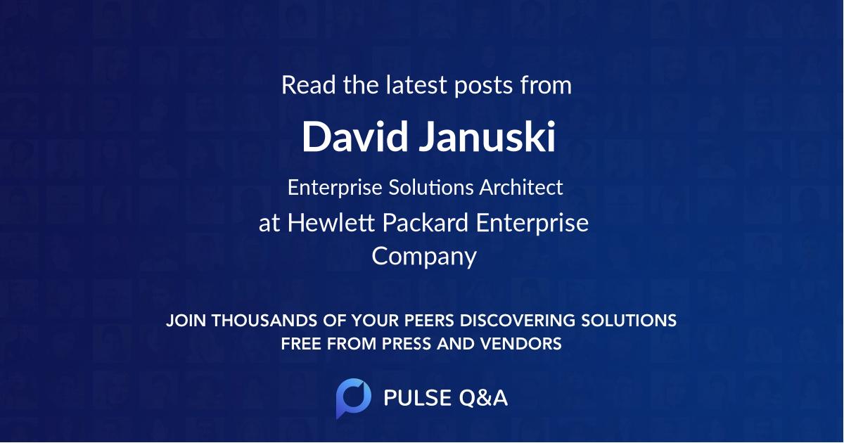 David Januski
