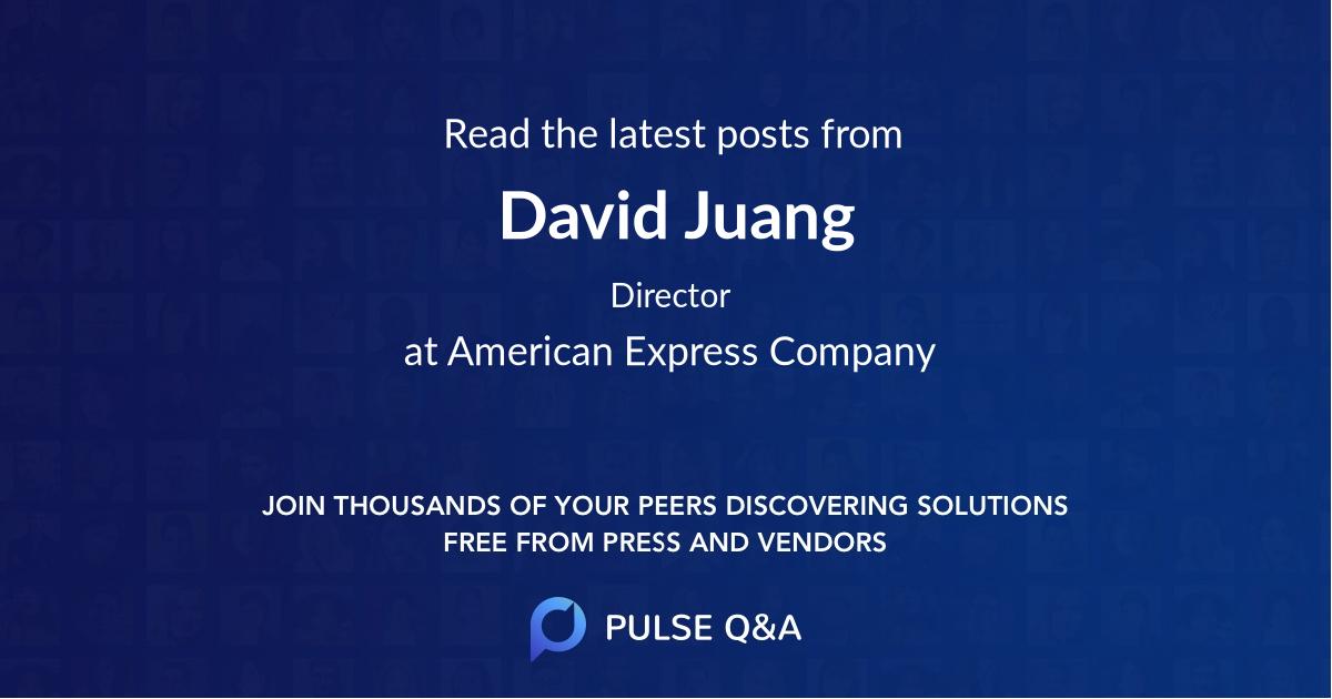 David Juang