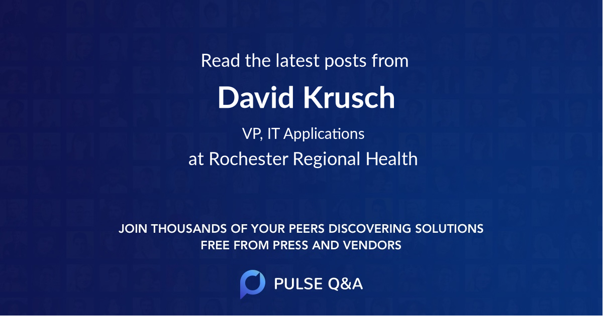 David Krusch