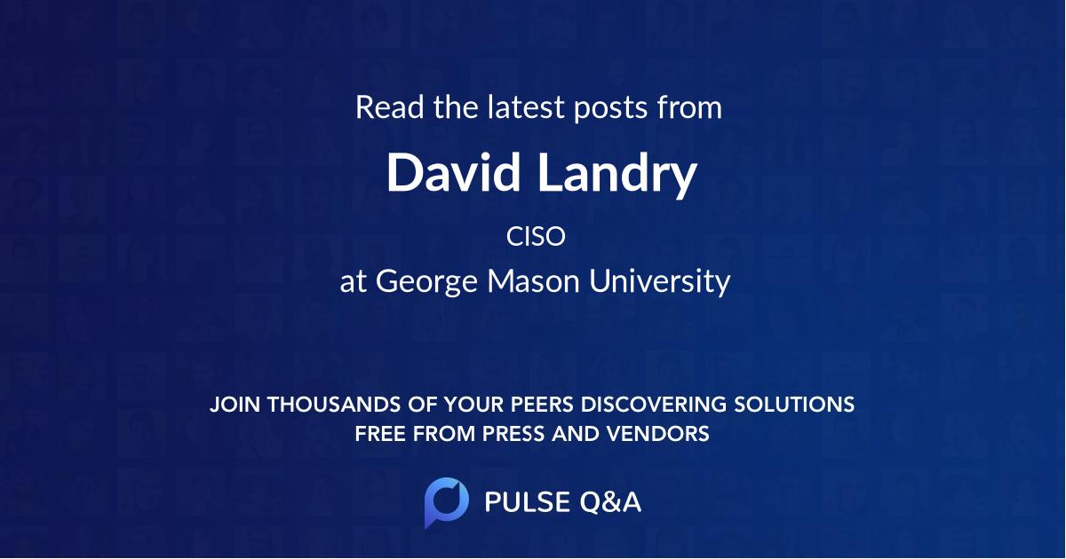 David Landry