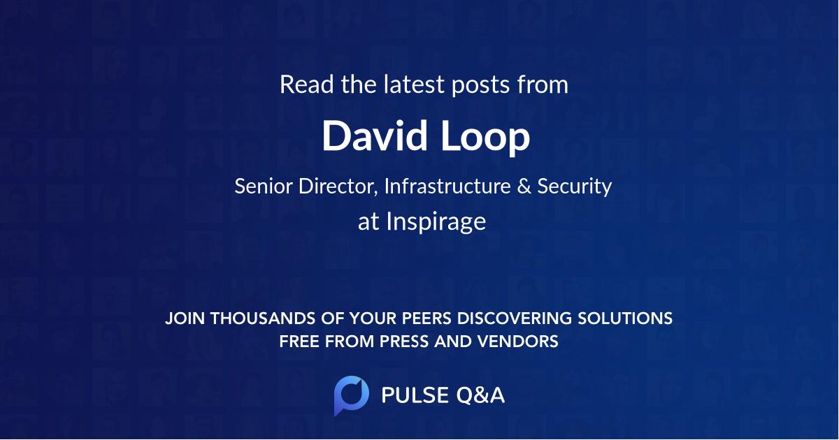 David Loop
