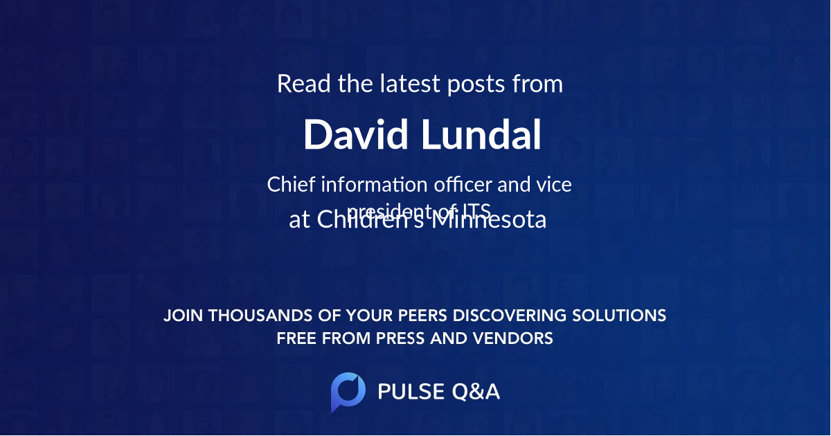David Lundal