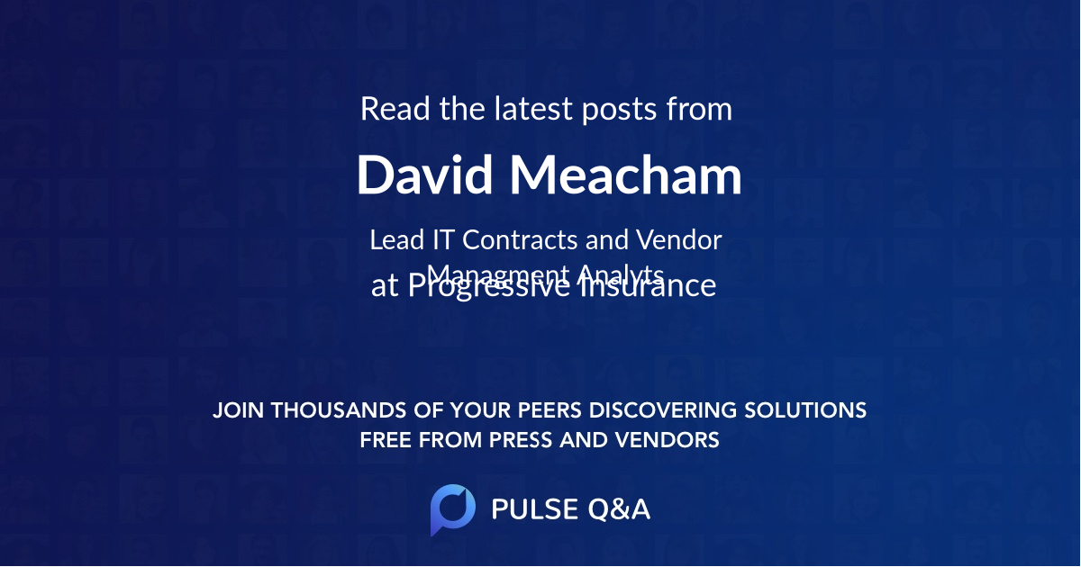 David Meacham