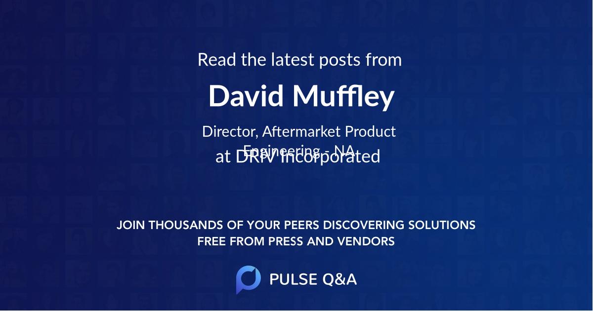 David Muffley