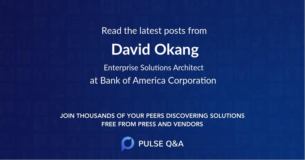 David Okang