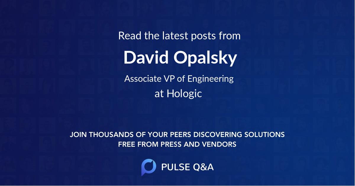 David Opalsky