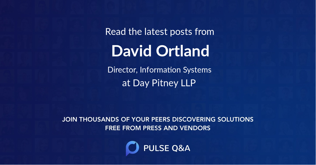 David Ortland