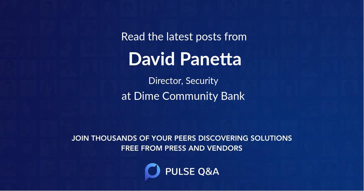 David Panetta