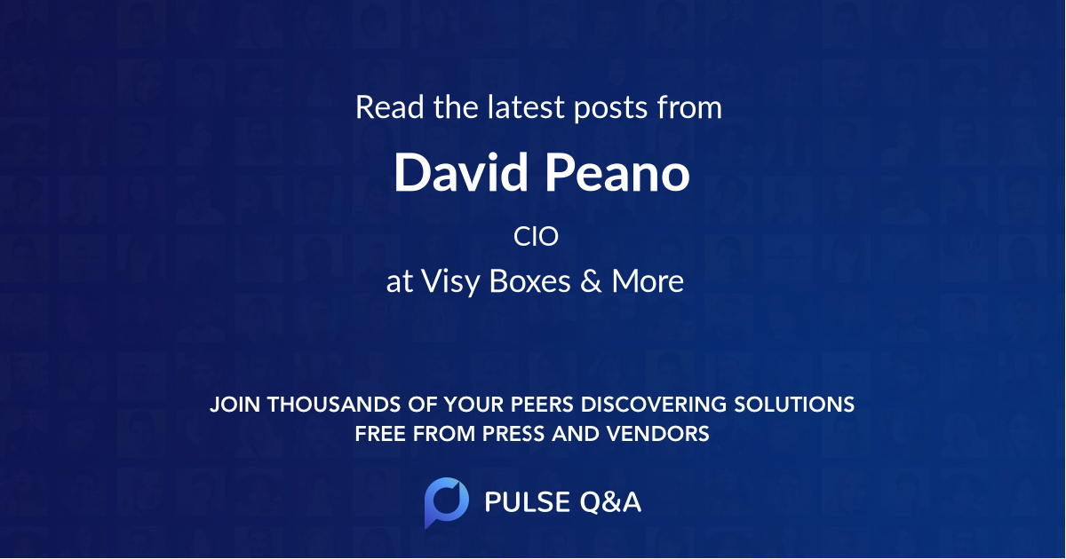David Peano