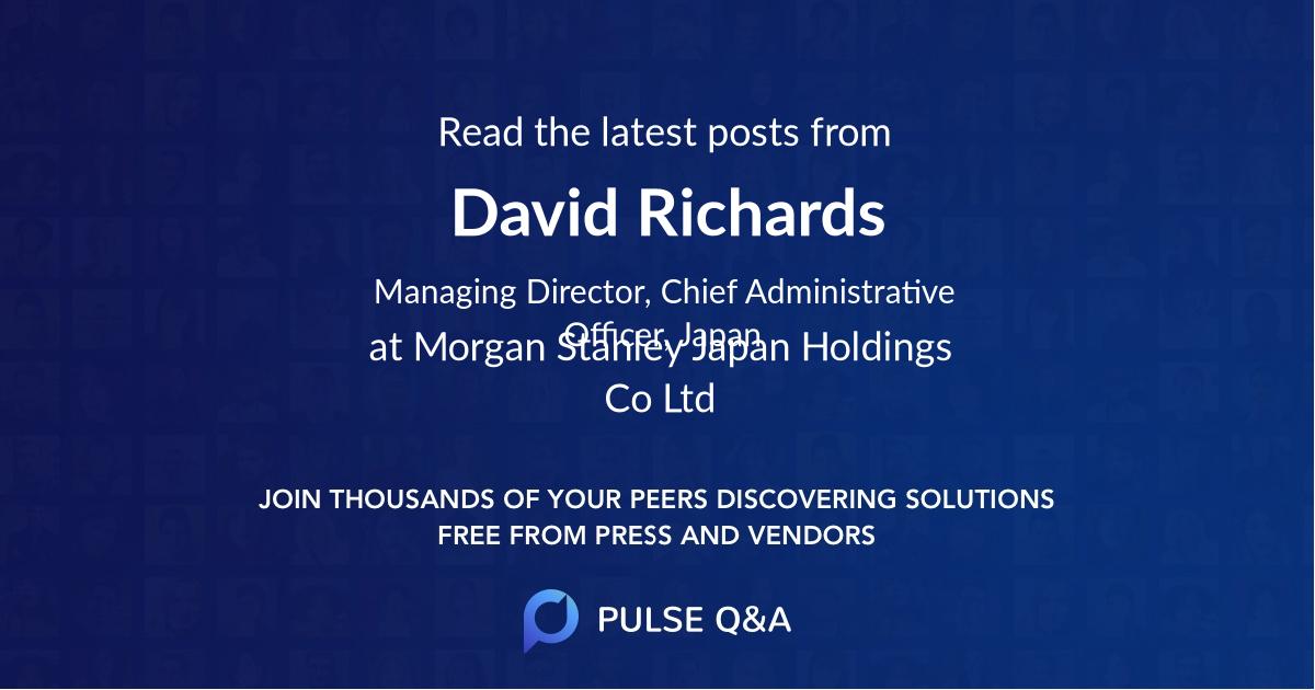 David Richards