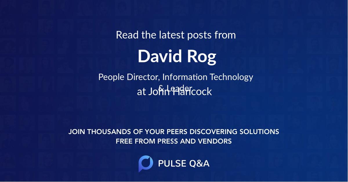 David Rog